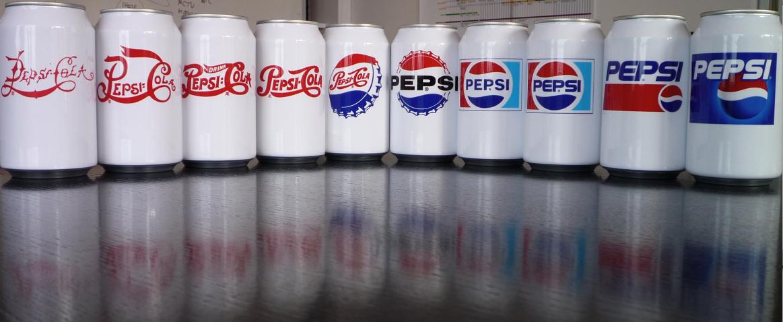 chronic logo redesign vs preserving brand integrity pepsi cola vs
