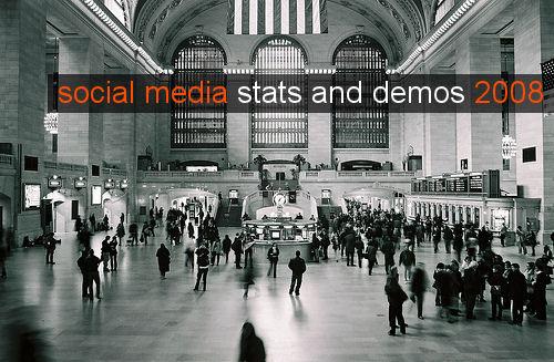 social-media-stats-and-demos-2008