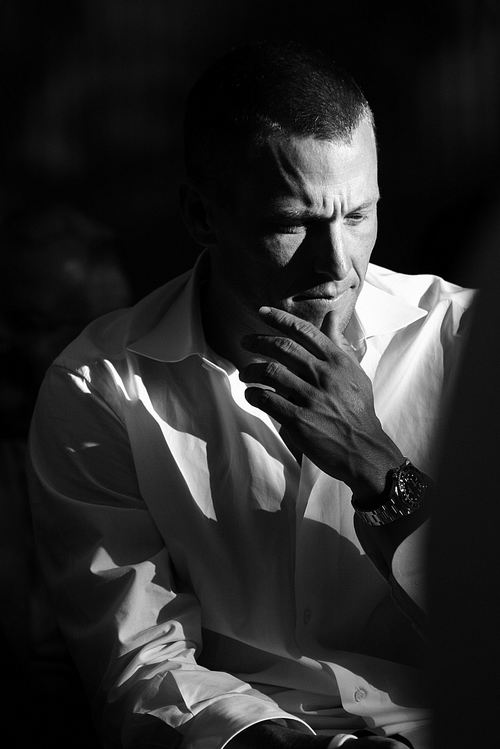 Lance Armstrong, by Olivier Blanchard - 2005