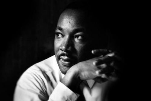 Martin Luther King - photo by Flip Schulke/Corbis