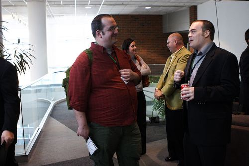 Jon Evans (@bigjonevans) and Doug Cone (@nullvariable)