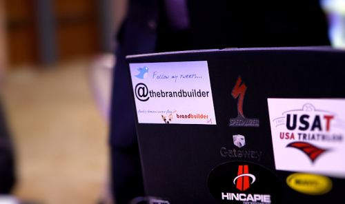 The BrandBuilder Laptop