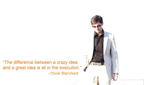 olivier blanchard and idea quotation
