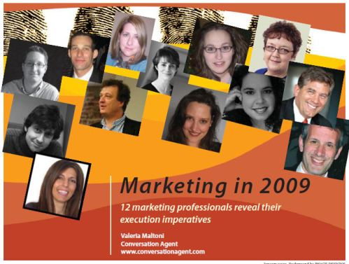marketing in 2009
