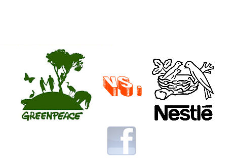 Greenpeace vs. Nestle: How to make sure your Facebook page ... Greenpeace