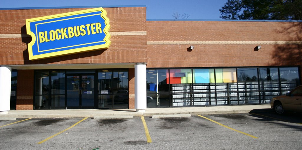 Blockbuster Organizational Failure - Research Paper Example