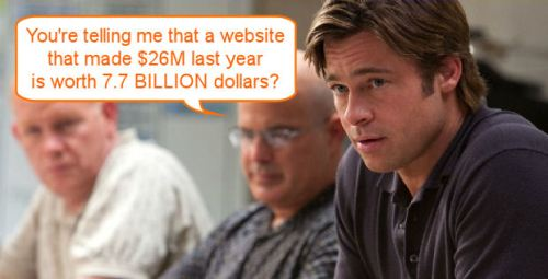 Game change – Part 2: Moneyball and the second dot.com bubble